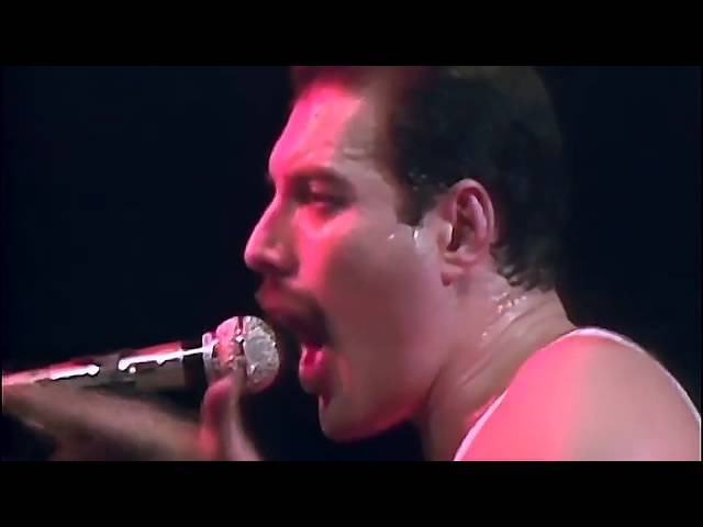 Queen - It's A Hard Life (Live at Rock in Rio I, January 1985)