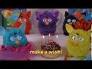 Ферби интерактивная игрушка, День рождения