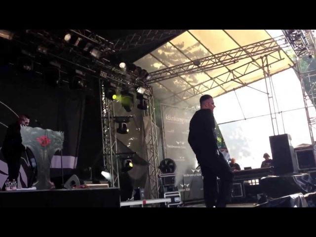 Agonoize - Alarmstufe Rot - Live at Amphi Festival 2013 HD