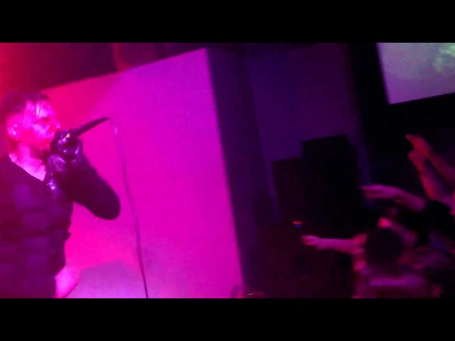Agonoize - Alarmstufe Rot Live at Rock House Moscow, Russia 13.09.2013 HD