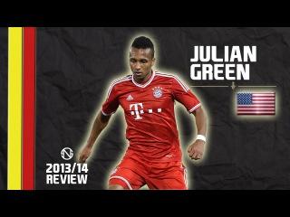 JULIAN GREEN   Goals, Skills, Assists   Bayern Munich II  