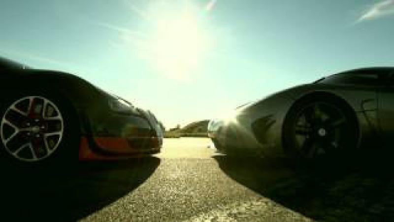 Soon Bugatti Veyron Vitesse vs Koenigsegg Agera R only on GTBOARD.com