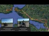 Electric recumbent trip Europe 2016 / Электро-вело-поход по Европе (Скандинавии) 2016