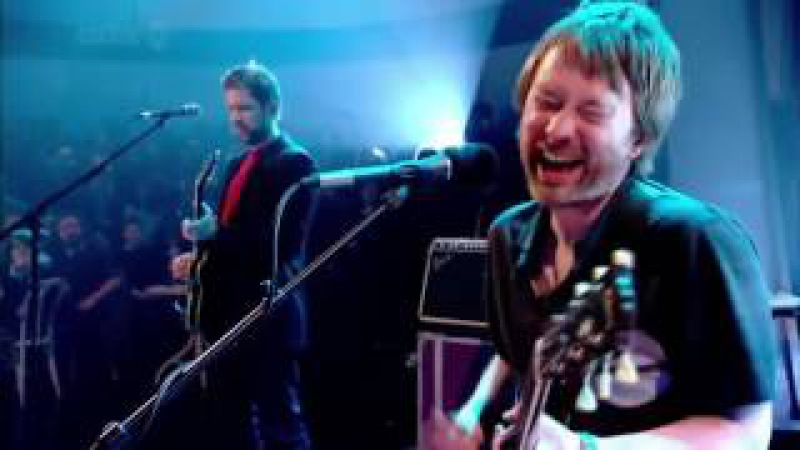Radiohead - Weird Fishes/Arpeggi (Live at Later... with Jools Holland)