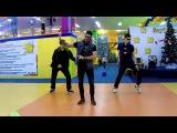 Popping ACTION - CHRISTIAN DANCE STUDIO Sky Park Nikolaev