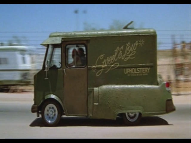 Cheech Chong - Lost Due to Incompetence (Theme For A Big Green Van)