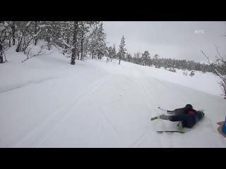 Снег и глухарь (перевод А. Гаврилова)