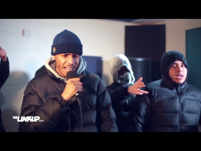AJ Tracey Packages MicCheck @AJFromTheLane Link Up TV