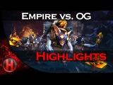 Empire vs. OG - Grand Finals Dota 2 DreamLeague