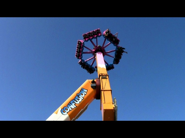 Amazing Confusion off-ride HD Fantasy Island