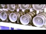 Как изготавливают автомобильные диски