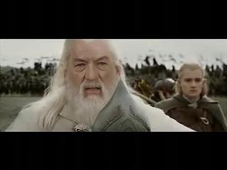 Властелин колец Возвращение Короля/The Lord of the Rings: The Return of the King (2003) Удаленный фрагмент