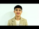 160114 Pure Love Movie Greetings @ EXO's D.O