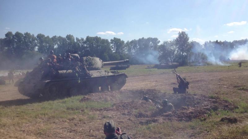 Танковое сражение, Волоколамский рубеж)
