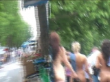 Jennifer S, Eliza, Federike Nude in Public