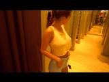 MARY SHUM: большие сиськи, порно, эротика, в раздевалке, облегающяя одежда