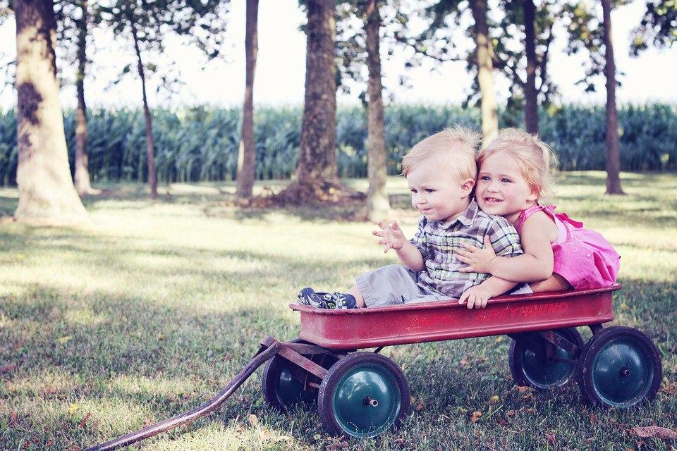 22 детские фотографии в винтажном стиле