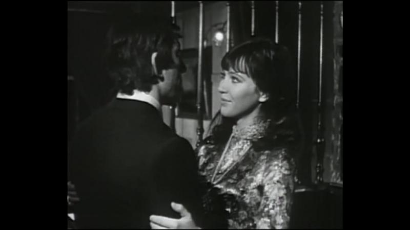 Serge Gainsbourg et Anna Karina