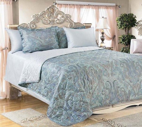 стеганное постельное белье karaca home купить