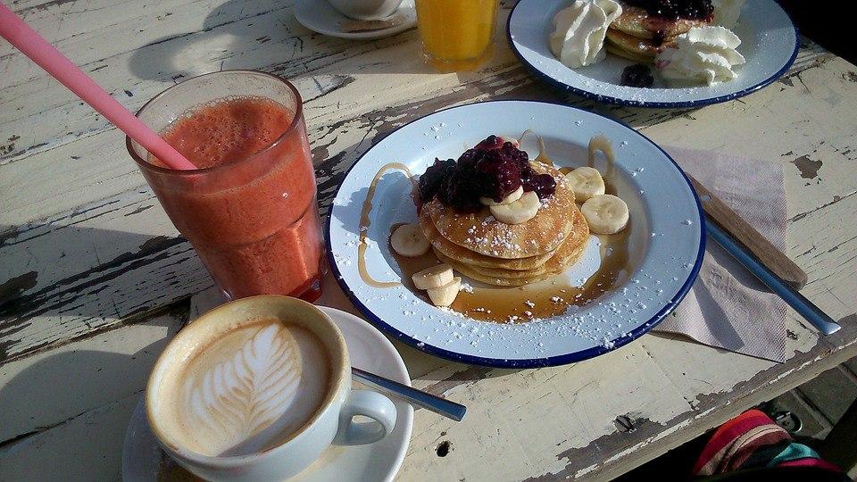 20 аппетитных фотографий с вкусными завтраками. Угощайтесь! )