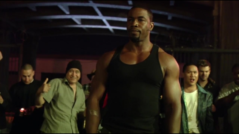 Best fight scene Blood and Bone