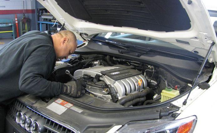 Автосервис Audi