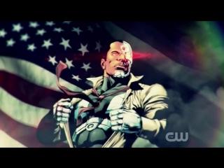 Лига справедливости: Часть 1 / The Justice League Part One.Первый взгляд на Киборга (2016) (HD)