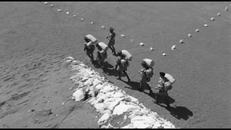 La Colina (The Hill) Sidney Lumet 1965