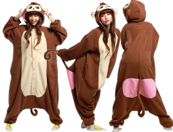 Как сделать костюм обезьянки своими руками в домашних условиях
