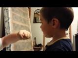 [Kavkaz Vine] То самое чувство , когда  папа оторвал носик :)