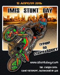 IMIS STUNT DAY 2016