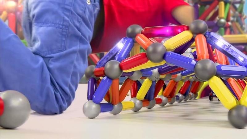 САМЫЙ БЕЗОПАСНЫЙ КОНСТРУКТОР ДЛЯ САМЫХ МАЛЕНЬКИХ SmartMax в магазине игрушек Ярик76.рф