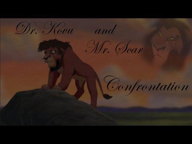 ░║ Dr. Kovu and Mr. Scar - Confrontation ║░