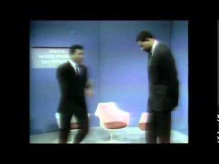 Ali's shuffle vs Wilt Chamberlain