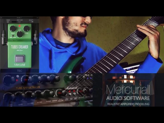 Mercuriall Audio - Tube Ultra U530 - Agile Septor 827 Rn 8 Strings