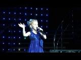 6-ти летняя Настя Ледян поет детскую песню маленькая 6ти летняя девочка.Москва,childrens song