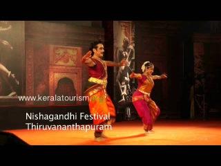 Thodayam - Bharatanatyam by Vineeth and Lakshmi Gopalaswamy