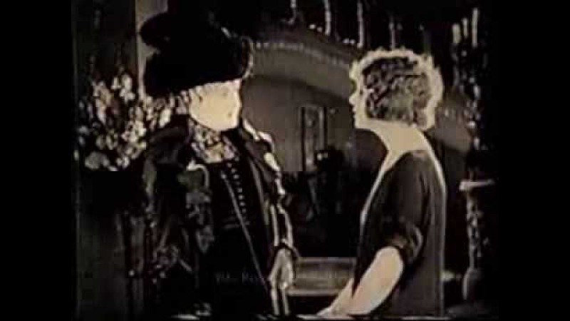 BLACK OXEN. 1924 Silent Film w/ Clara Bow Corinne Griffith.