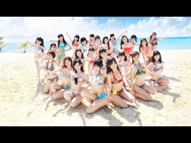 高能预警,一大波大胸妹子清凉袭来(SNH48《盛夏好声音》正式版MV全网首发