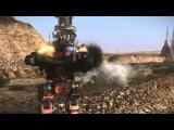 MechWarrior Online: Firebrand Hero Mech