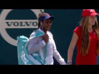 2016 Volvo Car Open Quarterfinals | Дарья Касаткина vs Слоан Стивенс | WTA Highlights
