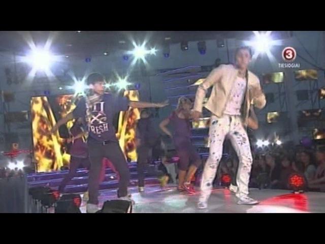 Donatas Montvydas (Donny Montell) - Purpurine Naktis LIVE