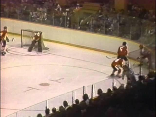 11 сентября 1976 года, кубок Канады, матч Канада - СССР (3:1).