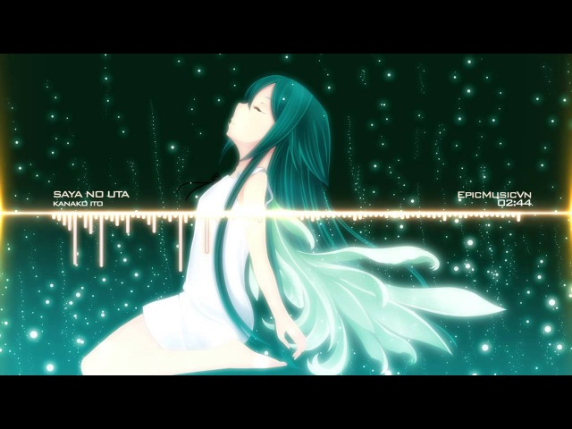 Epic Trailer | Saya no Uta OST - Kanako Ito - Saya no Uta (Epic Emotional) - Epic Music VN