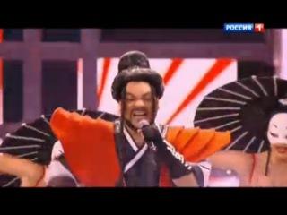 """Филипп Киркоров """"Индиго"""" (Песня Года) 02 01 2016"""