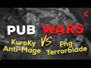 Dota 2 Pub Wars (KuroKy Anti-Mage vs Fng Terrorblade 8k MMR gameplay)