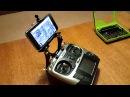 Holder FPV monitor or phone for RC Transmitter Radiolink AT9.