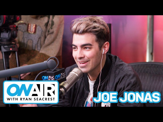 Joe Jonas Talks DNCE, Winter Storm | On Air with Ryan Seacrest