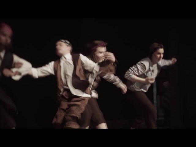 Пираты Шоу Pop Corn Студия танца 720°