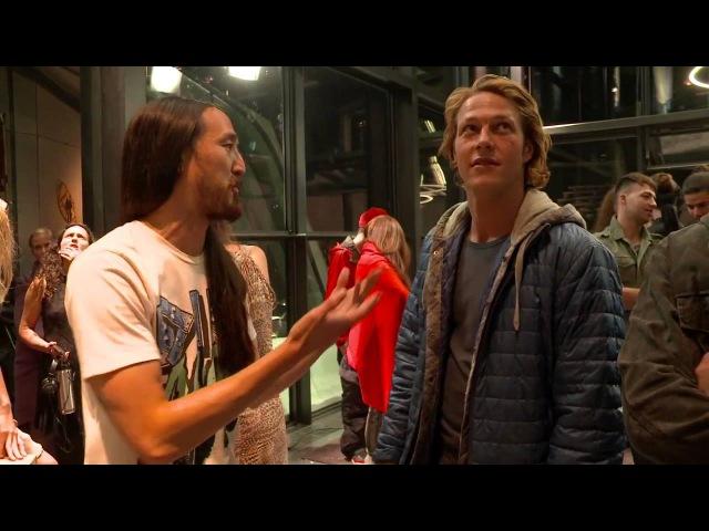 Point Break Behind the Scenes Movie Broll Stunts Remake Action Sports